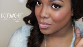 tiarra monet foundation