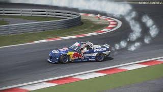 getlinkyoutube.com-Project CARS [PC] - Mazda MX-5 RADBUL Formula Drift Gameplay