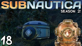 "getlinkyoutube.com-Subnautica Gameplay S02E18 - ""SEA BASE B!!!"" 1080p PC"