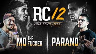 Rap Contenders 12 : Mo The Fucker vs Parano