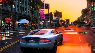 getlinkyoutube.com-GTA 5 Photorealistic Graphics - ✪ NaturalVision 2.0 - Ultra Realistic Graphic MOD PC - 1080p 60 FPS
