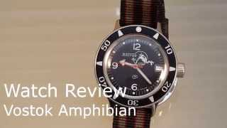 getlinkyoutube.com-Watch Review Vostok Amphibian