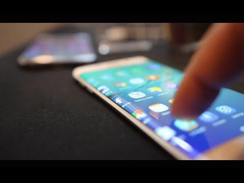 انطباعي عن جهاز Samsung Galaxy S6 Edge + Impressions