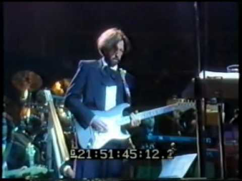 Eric slowhand Clapton - The Best Instrumental Guitar Ever
