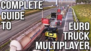 getlinkyoutube.com-Complete Guide to Euro Truck Multiplayer (ETS2 MP)
