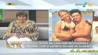 getlinkyoutube.com-Sensitiva Márcia Fernandes fala sobre  sobre o dia de finados 31 10 2014