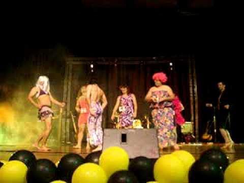FOP 2010 - GAROTA TANTÃO