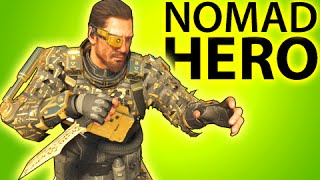 getlinkyoutube.com-BLACK OPS 3 - HOW TO GET GOLD NOMAD HERO ARMOR, HIVE & Rejack Tips