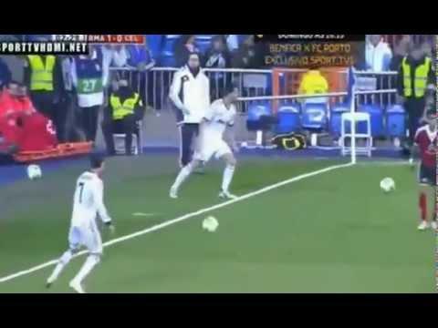 But De RONALDO Contre Celta Vigo هدف رونالدو ضد سلتا فيغو