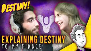 getlinkyoutube.com-Explaining Destiny To My Fiancée | #1 | Wine & Destiny