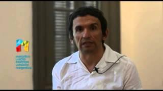 getlinkyoutube.com-Entrevista Oscar Rojo (Córdoba, Argentina) Director y Actor. Teatro Quinto Deva