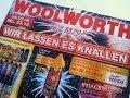 WOOLWORTH Feuerwerk Prospekt 2013/2014 [Überblick] *WATCH* HD