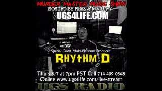 RHYTHM D Speaks on Jerry Heller, Eazy-E, Death Row Ruthless Beef NWA Straight Outta Compton