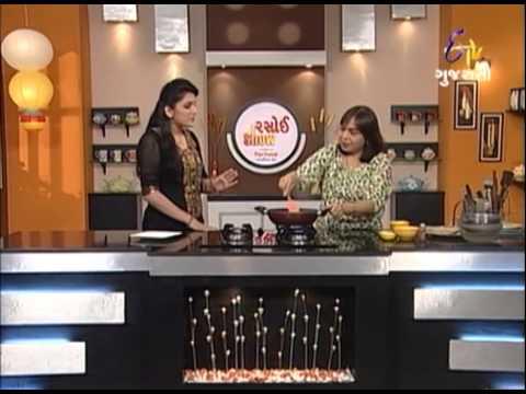 Rasoi Show - રસોઈ શો - 14th August 2014 - Full Episode