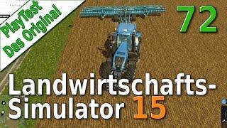 getlinkyoutube.com-LS15 PlayTest #72 Grünlandbearbeitung Deluxe Landwirtschafts Simulator 15 deutsch HD