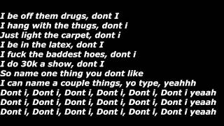getlinkyoutube.com-Lil Durk (Feat. Hypno Carlito) - Don't I (Official Screen Lyrics)