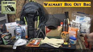 getlinkyoutube.com-DIY Walmart Premium Bug Out Bag