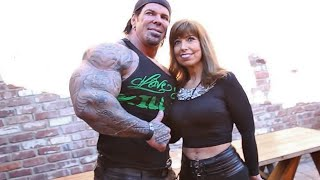 getlinkyoutube.com-RICH PIANA WITH HIS MOM AT THE BODY & POWER REUNION - THE FIRST GYM I EVER JOINED- BILL CAMBRA