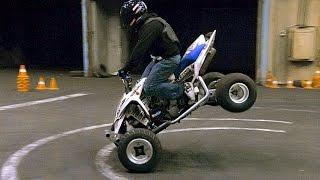 getlinkyoutube.com-ATV Quad Stunt & Drift