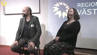 Kulturarv i glesbygd - Paneldiskussion