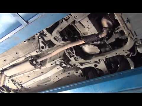 Удаление катализатора на Opel. Удаление катализатора на Opel в СПб