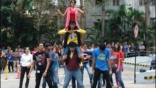 getlinkyoutube.com-Flash Mob @ ROBERT BOSCH (RBEI), KORAMANGALA, BANGALORE | Tudoz (RohitZ)