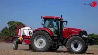 FarmGEM Quartz ECO trailed sprayer