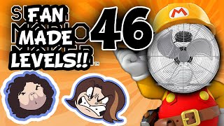Super Mario Maker: Into the Furnace - PART 46 - Game Grumps