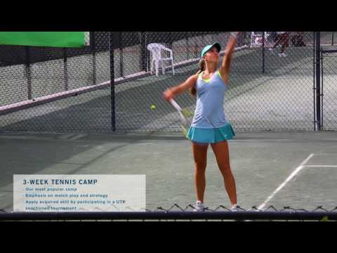 The IMG Academy Tennis Camp Experience