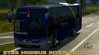 getlinkyoutube.com-Busscar El Buss 340 MB OF-1722 V2 ETS2 V1.23xx + Link