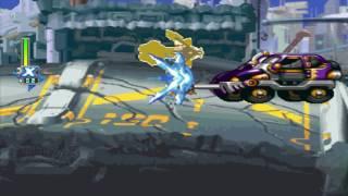 Mega Man X5#กดสูตรเกราะอัลทิเมทร็อคแมนและแบล็คซีโร่