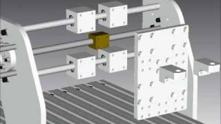 getlinkyoutube.com-Homemade PCB milling machine