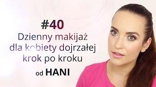 getlinkyoutube.com-Dzienny makijaż dla kobiety dojrzałej krok po kroku + przydatne wskazówki od Hani