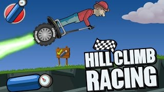 Hill Climb Racing: BOOSTERS update 1.32.0 - GamePlay