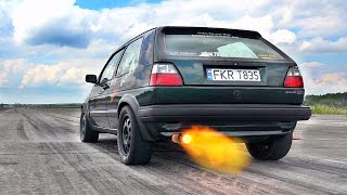 getlinkyoutube.com-Best VW VR6 TURBO SOUND Compilation GOLF 1 2 3 Jetta Passat...
