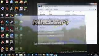 getlinkyoutube.com-วิธีเปิดเซิฟ minecraft 1.7.2