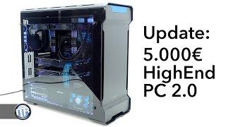 getlinkyoutube.com-UMBAU DES 5.000€ HighEnd Gaming- & Editing-PCs! Neues Gehäuse, Mainboard, RAM & Kabel!