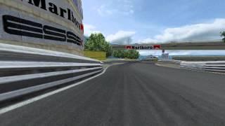 Campeonato M1 PROCAR rFactor SP - Circuito de monaco