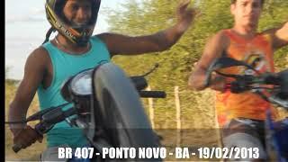 getlinkyoutube.com-Empinando motos no Grau