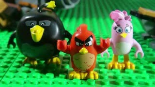 getlinkyoutube.com-LEGO ANGRY BIRDS -COMPILATION