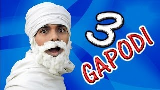 getlinkyoutube.com-3 Gapodi | Comedy Video | Old Joke | Pakau TV Channel