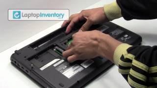 getlinkyoutube.com-Toshiba Satellite Laptop Repair Fix Disassembly Tutorial | Notebook Take Apart, Remove & Install