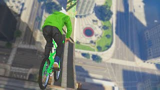 getlinkyoutube.com-INSANE BMX WALLRIDES!(GTA 5 Funny Moments)