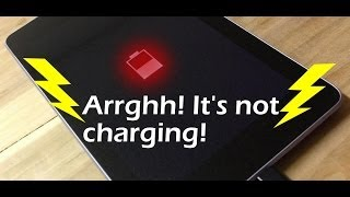 getlinkyoutube.com-Tablet or phone not charging?  What might be wrong and how to fix it!