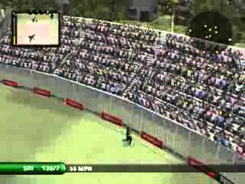 CRICKET WORLD CUP 2011(SRILANKA VS PAKISTHAN) PART 1