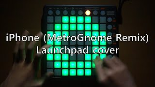 getlinkyoutube.com-iPhone - MetroGnome Remix (Launchpad cover) + Project File