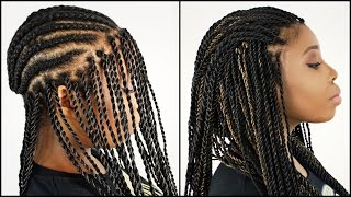 getlinkyoutube.com-Mrs Rutters Perimeter Crochet Senegalese Twist Full DVD Tutorial