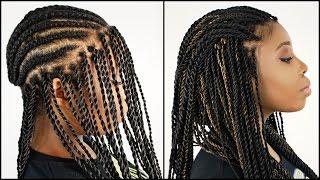Mrs Rutters Perimeter Crochet Senegalese Twist Full DVD Tutorial