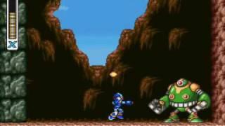 Megaman X-Power-Up Locations