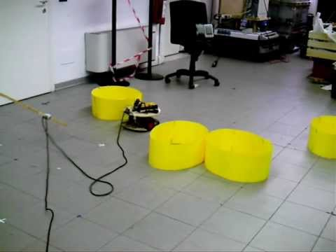 CrickBot - Robot Grillo - Bioinspired Neural Mobile Robot